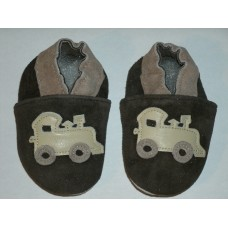 Giggle Life Leather Baby Shoes Train M078