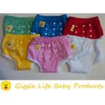Giggle Life Baby Bamboo Training Cloth Diaper Pants