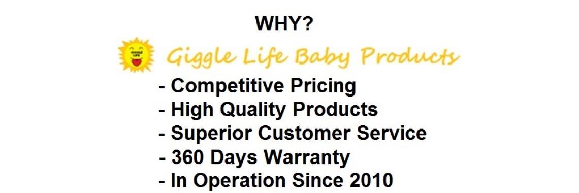 Why Giggle Life?